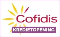 geldreserves bij Cofidis